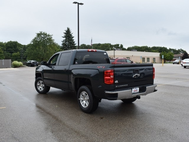 2018 Silverado 1500 Crew Cab 4x4,  Pickup #C181287 - photo 4