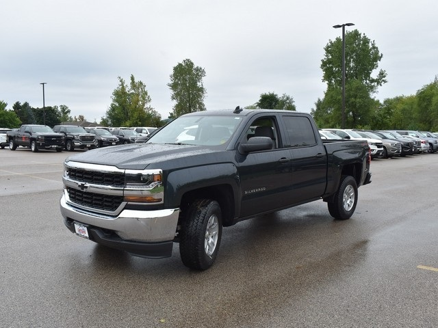 2018 Silverado 1500 Crew Cab 4x4,  Pickup #C181287 - photo 5