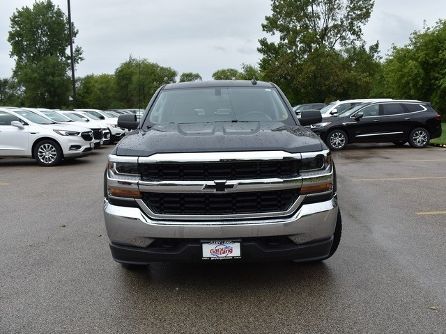2018 Silverado 1500 Crew Cab 4x4,  Pickup #C181287 - photo 6