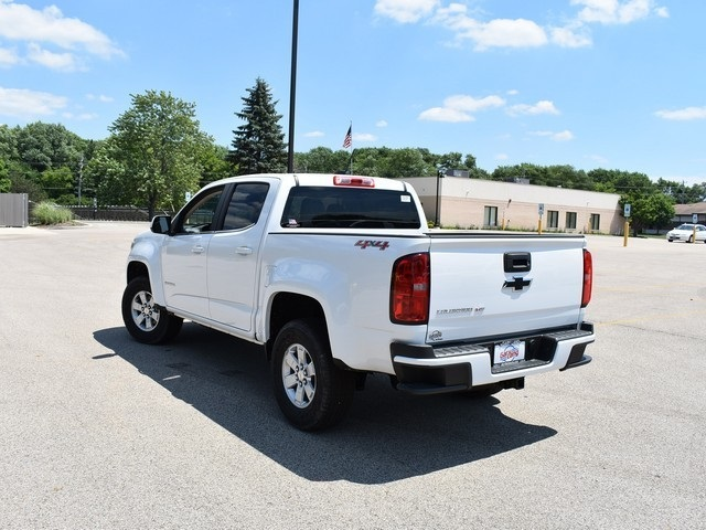 2018 Colorado Crew Cab 4x4,  Pickup #C181291 - photo 2