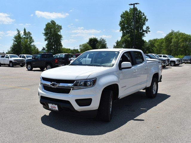 2018 Colorado Crew Cab 4x4,  Pickup #C181291 - photo 1
