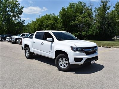 2018 Colorado Crew Cab 4x4,  Pickup #C181291 - photo 3