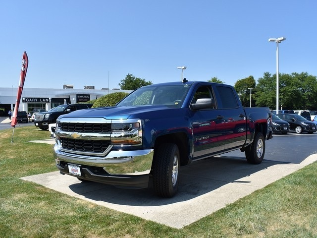 2018 Silverado 1500 Crew Cab 4x4,  Pickup #C181299 - photo 4