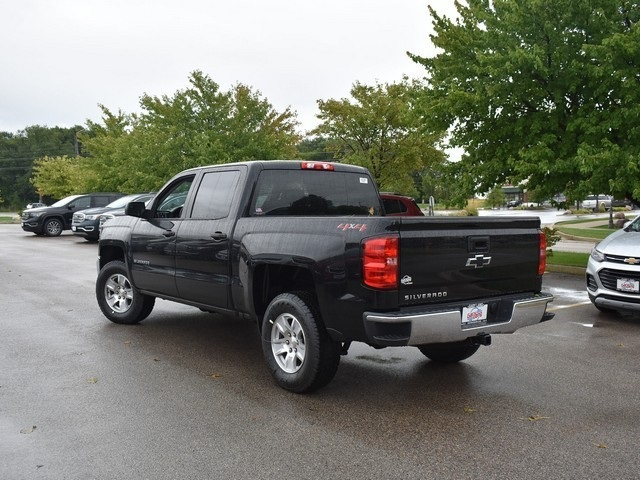 2018 Silverado 1500 Crew Cab 4x4,  Pickup #C181301 - photo 3