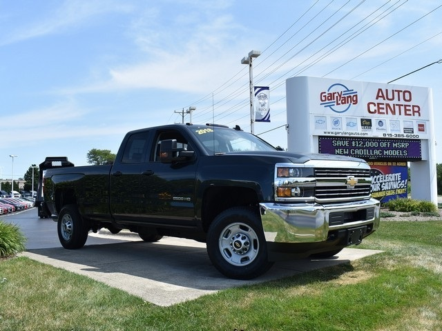 2018 Silverado 2500 Double Cab 4x4,  Pickup #C181316 - photo 1