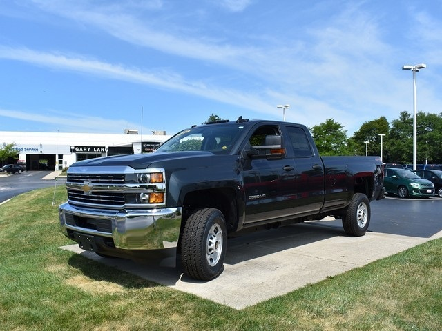 2018 Silverado 2500 Double Cab 4x4,  Pickup #C181316 - photo 4