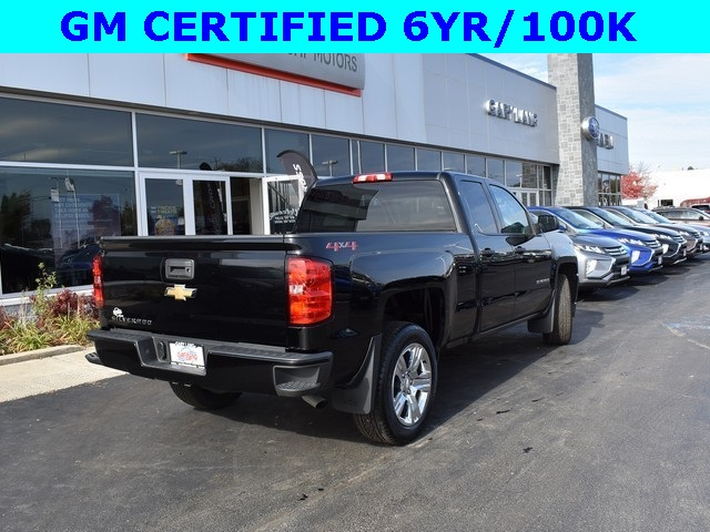 2018 Silverado 1500 Double Cab 4x4,  Pickup #C181397A - photo 2