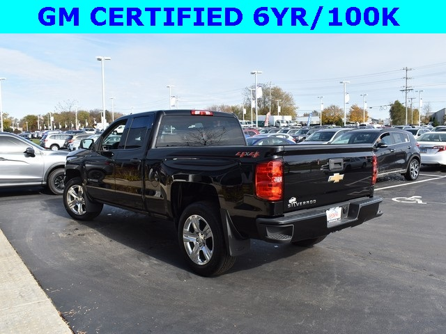 2018 Silverado 1500 Double Cab 4x4,  Pickup #C181397A - photo 4