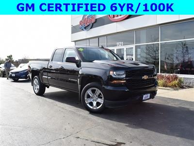 2018 Silverado 1500 Double Cab 4x4,  Pickup #C181397A - photo 1
