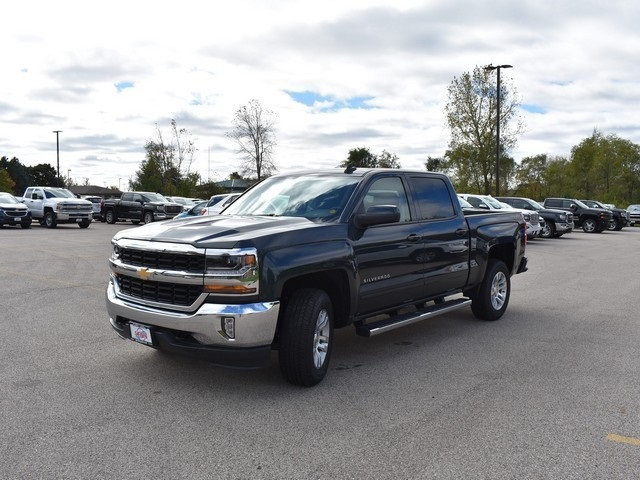 2018 Silverado 1500 Crew Cab 4x4,  Pickup #C181421 - photo 5