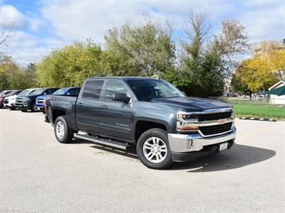 2018 Silverado 1500 Crew Cab 4x4,  Pickup #C181421 - photo 1