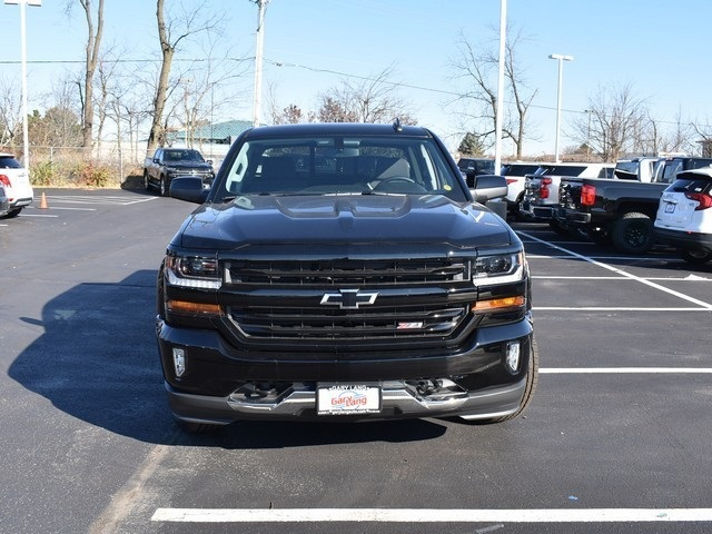 2018 Silverado 1500 Crew Cab 4x4,  Pickup #C181422 - photo 6