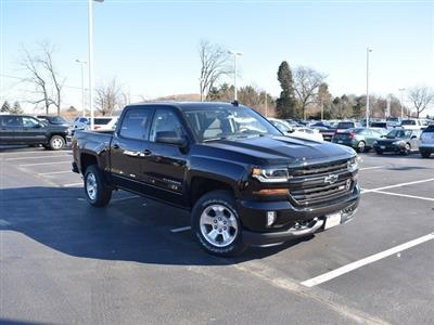 2018 Silverado 1500 Crew Cab 4x4,  Pickup #C181422 - photo 3