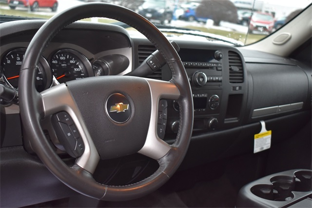 2013 Silverado 1500 Double Cab 4x4,  Pickup #C181425A - photo 10