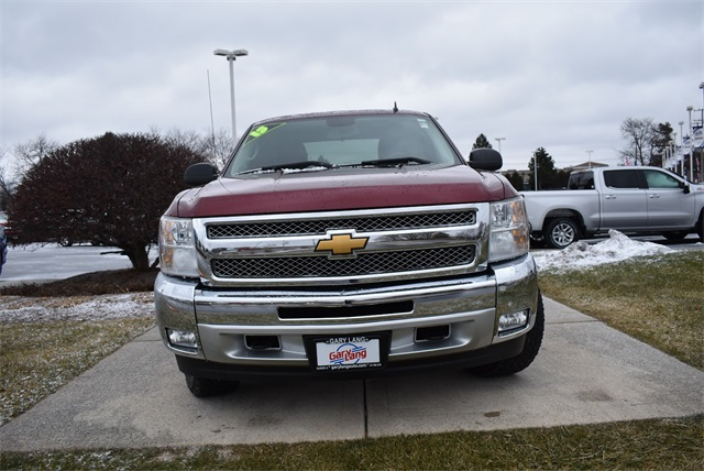 2013 Silverado 1500 Double Cab 4x4,  Pickup #C181425A - photo 5