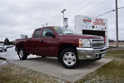2013 Silverado 1500 Double Cab 4x4,  Pickup #C181425A - photo 1