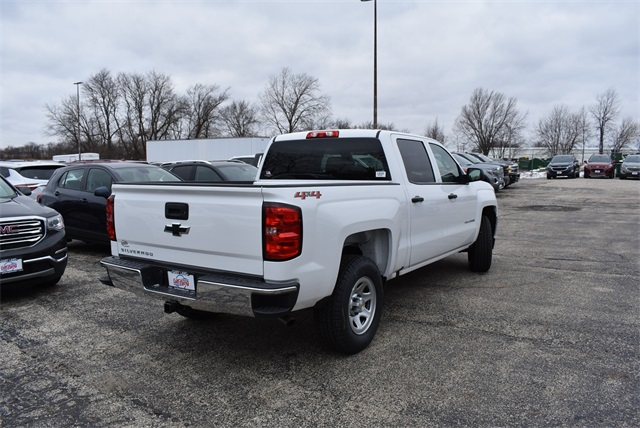 2018 Silverado 1500 Crew Cab 4x4,  Pickup #C181436 - photo 2