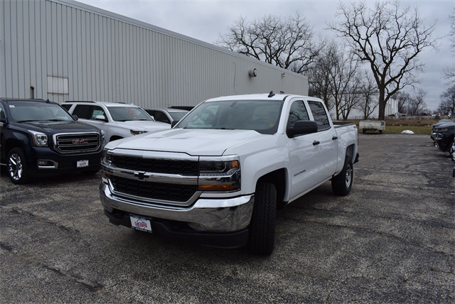 2018 Silverado 1500 Crew Cab 4x4,  Pickup #C181436 - photo 4