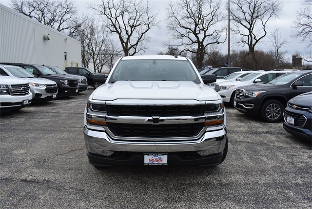 2018 Silverado 1500 Crew Cab 4x4,  Pickup #C181436 - photo 5