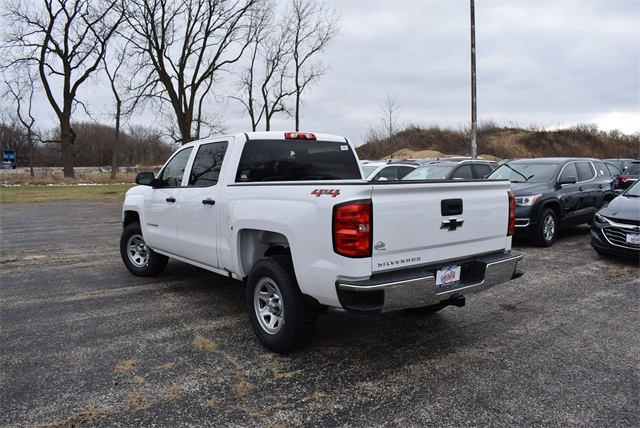 2018 Silverado 1500 Crew Cab 4x4,  Pickup #C181437 - photo 2