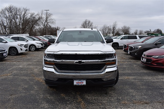 2018 Silverado 1500 Crew Cab 4x4,  Pickup #C181437 - photo 5