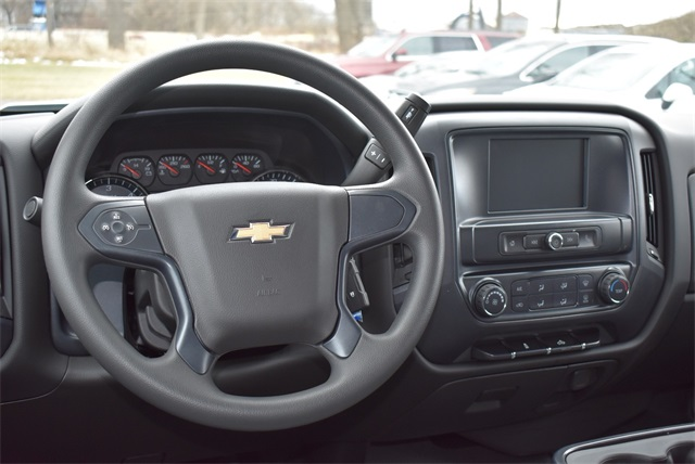 2018 Silverado 1500 Crew Cab 4x4,  Pickup #C181437 - photo 8