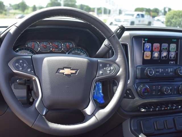 2019 Silverado 2500 Crew Cab 4x4,  Pickup #C190002 - photo 11