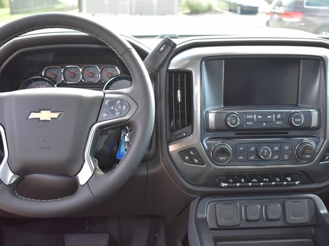 2019 Silverado 2500 Crew Cab 4x4,  Pickup #C190275 - photo 10