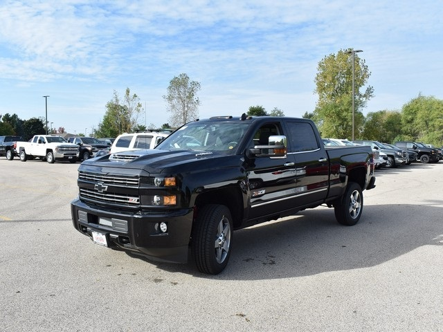 2019 Silverado 2500 Crew Cab 4x4,  Pickup #C190275 - photo 6