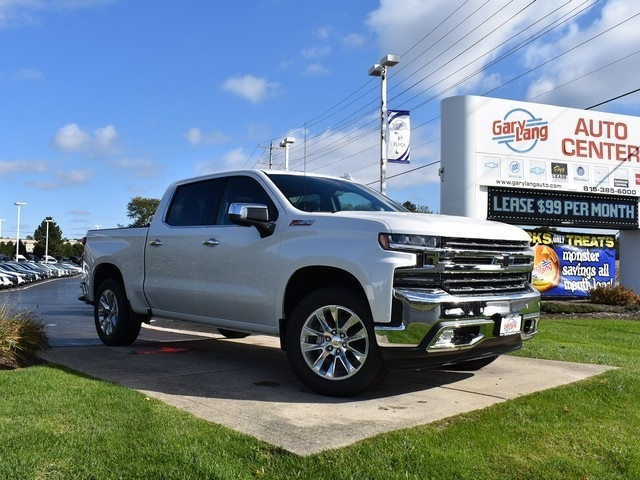 2019 Silverado 1500 Crew Cab 4x4,  Pickup #C190302 - photo 3