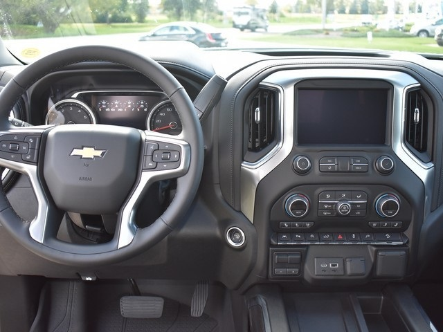 2019 Silverado 1500 Crew Cab 4x4,  Pickup #C190302 - photo 10