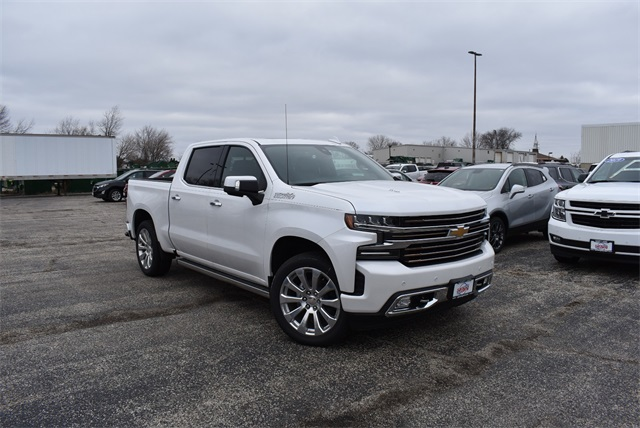 2019 Silverado 1500 Crew Cab 4x4,  Pickup #C190338 - photo 3