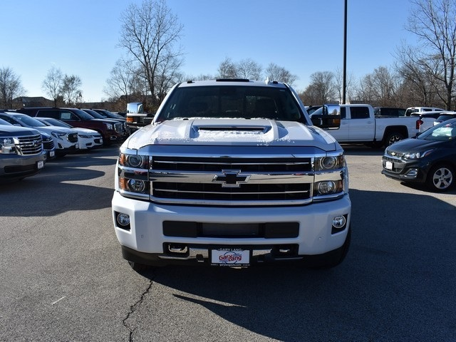 2019 Silverado 3500 Crew Cab 4x4,  Pickup #C190342 - photo 6