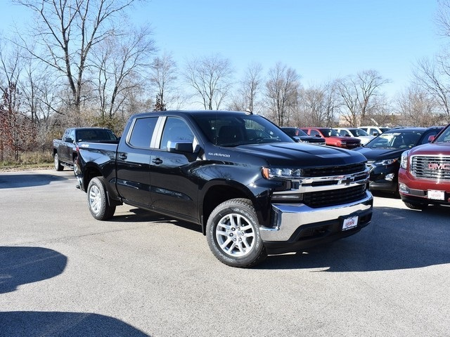 2019 Silverado 1500 Crew Cab 4x4,  Pickup #C190369 - photo 1