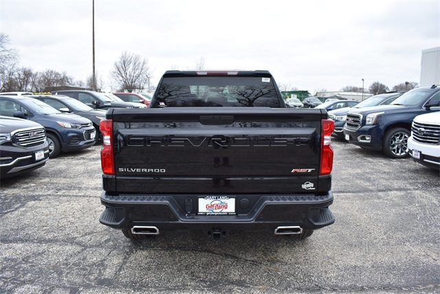 2019 Silverado 1500 Crew Cab 4x4,  Pickup #C190430 - photo 4