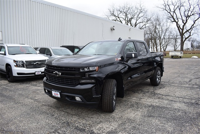 2019 Silverado 1500 Crew Cab 4x4,  Pickup #C190430 - photo 5