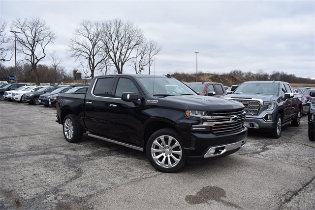 2019 Silverado 1500 Crew Cab 4x4,  Pickup #C190431 - photo 3