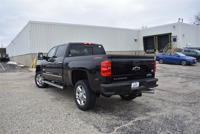 2019 Silverado 2500 Crew Cab 4x4,  Pickup #C190436 - photo 2