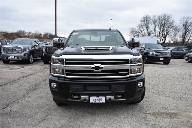 2019 Silverado 2500 Crew Cab 4x4,  Pickup #C190436 - photo 7