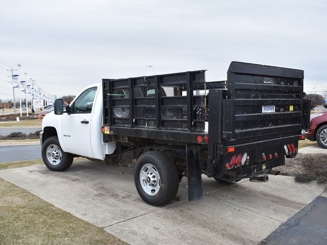 2014 Silverado 2500 Regular Cab 4x4,  Stake Bed #CP5959 - photo 2