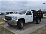 2014 Silverado 2500 Regular Cab 4x4,  Stake Bed #CP5959 - photo 1