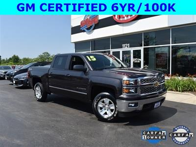 2015 Silverado 1500 Crew Cab 4x4,  Pickup #CP6080 - photo 1