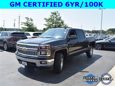 2015 Silverado 1500 Crew Cab 4x4,  Pickup #CP6080 - photo 4