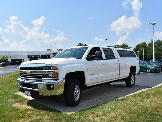 2015 Silverado 2500 Crew Cab 4x4,  Pickup #CP6115 - photo 4