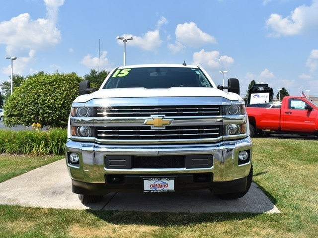 2015 Silverado 2500 Crew Cab 4x4,  Pickup #CP6115 - photo 5