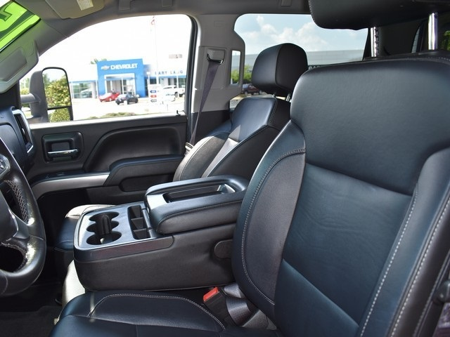 2015 Silverado 2500 Crew Cab 4x4,  Pickup #CP6115 - photo 9