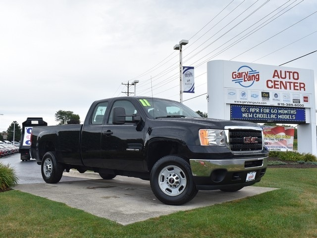 2011 Sierra 2500 Extended Cab 4x2,  Pickup #CP6123 - photo 3