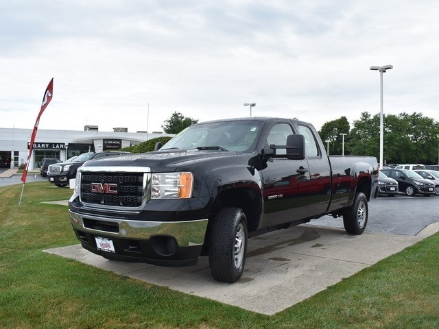 2011 Sierra 2500 Extended Cab 4x2,  Pickup #CP6123 - photo 1