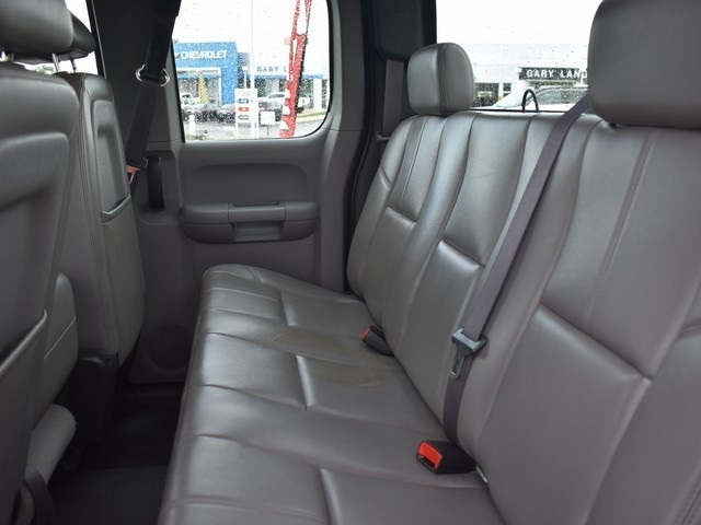 2011 Sierra 2500 Extended Cab 4x2,  Pickup #CP6123 - photo 8