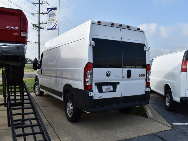 2017 ProMaster 2500 High Roof FWD,  Empty Cargo Van #CP6160 - photo 4